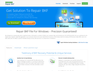repairbkf.net screenshot