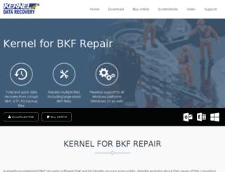 repairbkffiles.net screenshot