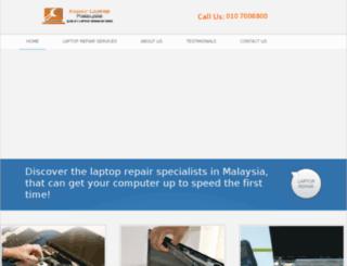 repairlaptopmalaysia.com screenshot