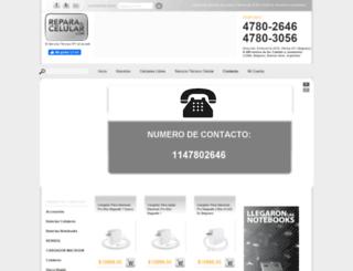 reparaelcelular.com screenshot