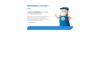reparmax.com screenshot