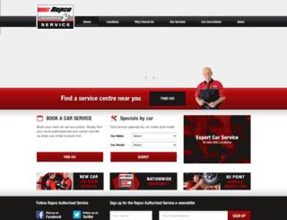 repcoservice.net screenshot
