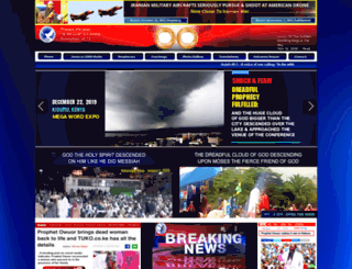 repentandpreparetheway.org screenshot