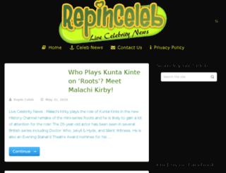repinceleb.com screenshot