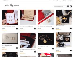 replica-fashion.com screenshot