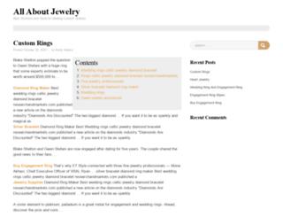 replica-jewelry.net screenshot