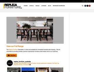 replicafurniture.com screenshot