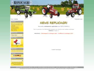 replicagri.com screenshot