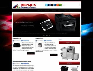 replicaindia.com screenshot