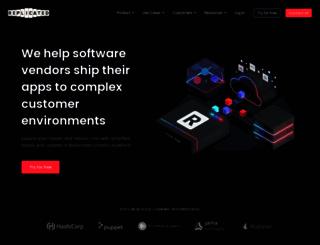 replicated.com screenshot