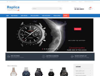 replicawatches.pk screenshot