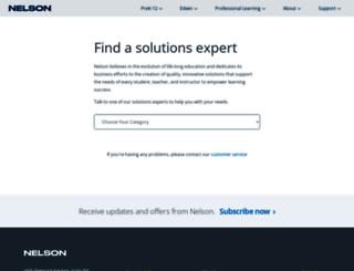 replocator.nelson.com screenshot
