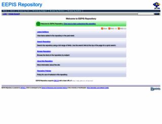 repo.eepis-its.edu screenshot