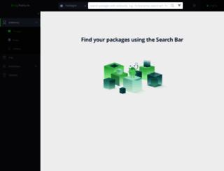 repo.grails.org screenshot