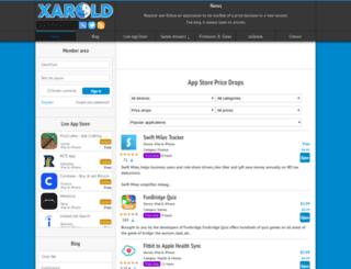repo.xarold.com screenshot