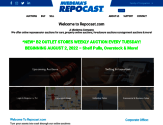 repocast.com screenshot