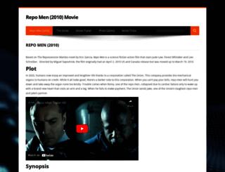 repomenarecoming.com screenshot