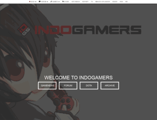 report.indogamers.com screenshot