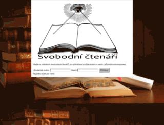 report.svobodni-ctenari.cz screenshot