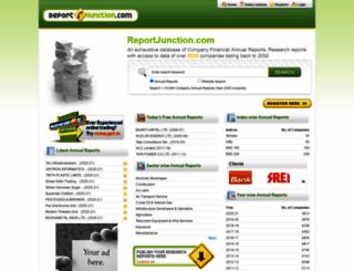 reportjunction.com screenshot
