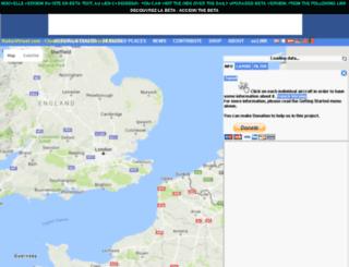 reports.radarvirtuel.com screenshot