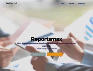 reportsmax.com screenshot
