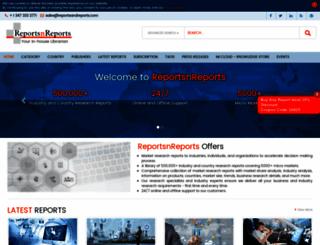 reportsnreports.com screenshot