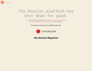 reprints.longform.org screenshot
