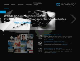 repro-design.de screenshot