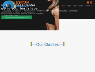 repsfc.com screenshot