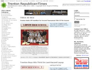 republican-times.com screenshot