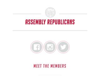 republican.assembly.ca.gov screenshot