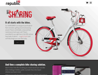 republicbike.com screenshot