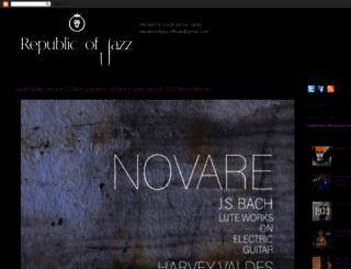 republicofjazz.blogspot.com screenshot