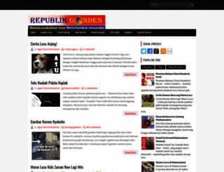 republik-gondes.blogspot.com screenshot