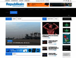 republikein.com.na screenshot