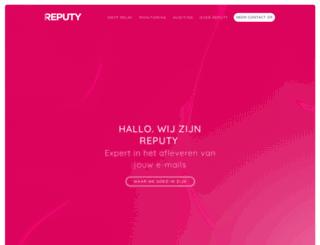 reputy.nl screenshot