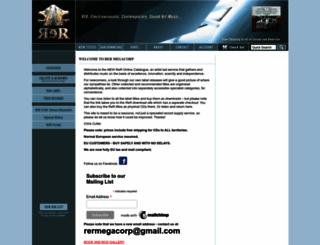 rermegacorp.com screenshot