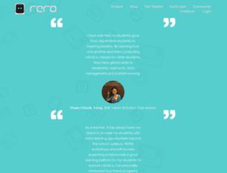 rero.com.my screenshot