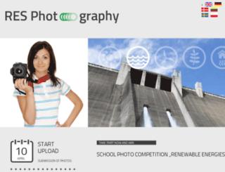 res-photography.eu screenshot