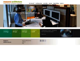 res.com.au screenshot