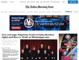 res.dallasnews.com screenshot