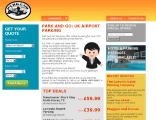 res.parkandgo.co.uk screenshot
