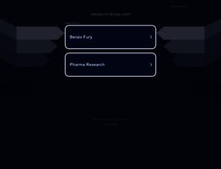 research-drugs.com screenshot