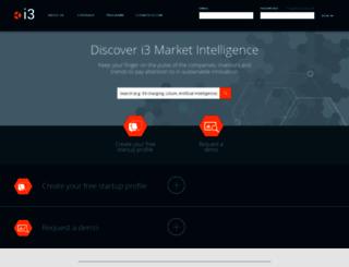 research.cleantech.com screenshot