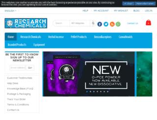 researchchemicals.eu screenshot