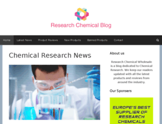 researchemicalswholesale.com screenshot