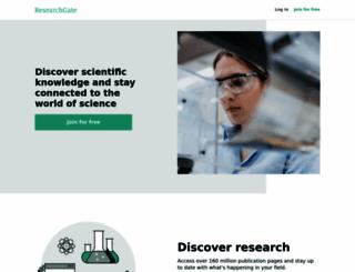 researchgate.com screenshot