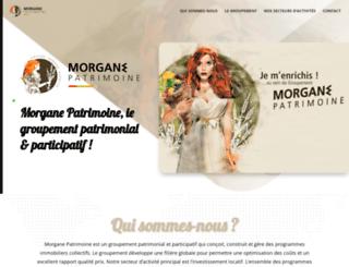 reseau-morgane.com screenshot