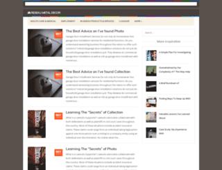 reseaumetal.com screenshot